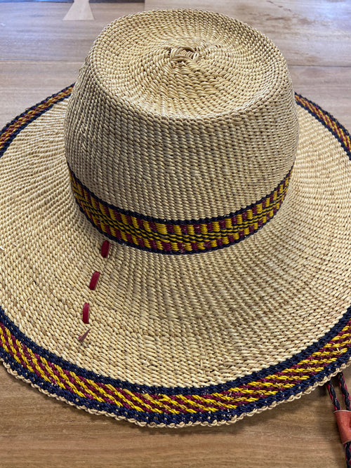 Hat - woven