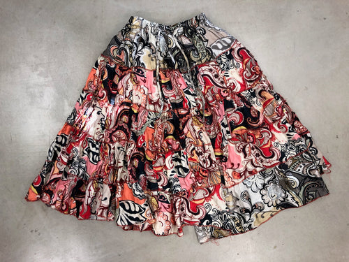 BIG KID Cotton Skirts