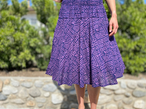 Midi skirt one size - MORE COLORS