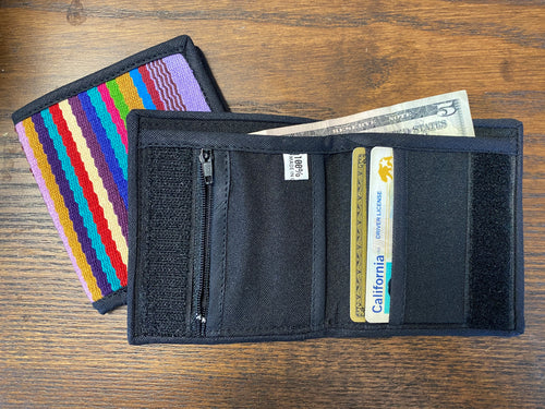 Woven Man's Wallet