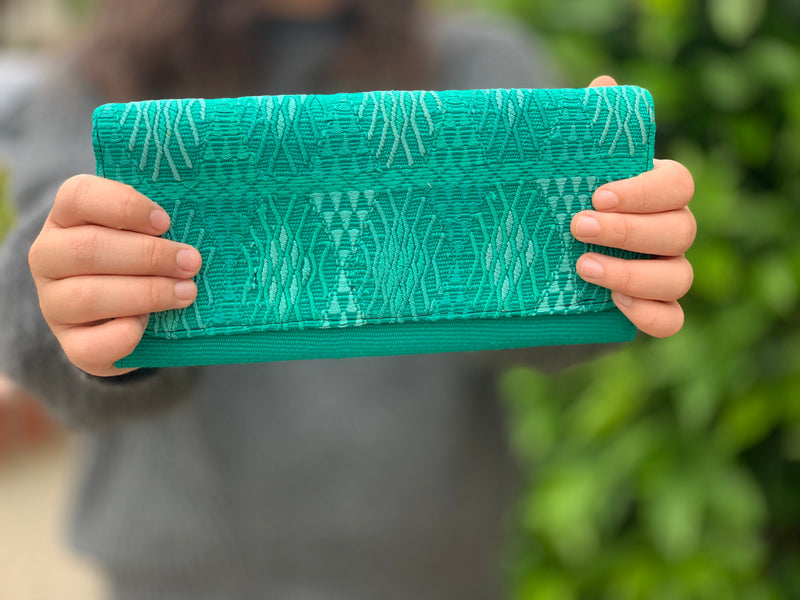 Guatemalan wipil clutch  - MORE COLORS
