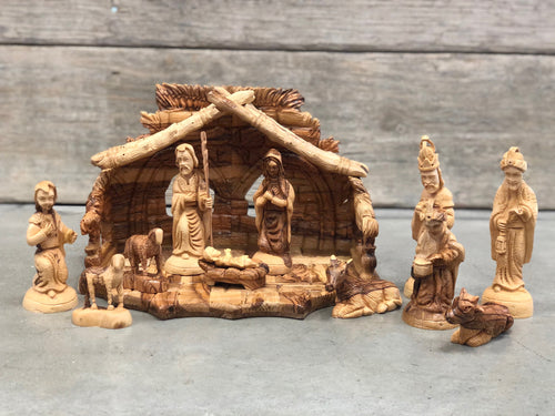 Nativity - rare one of a kind