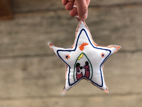 Nativity Ornaments - TWO STYLES