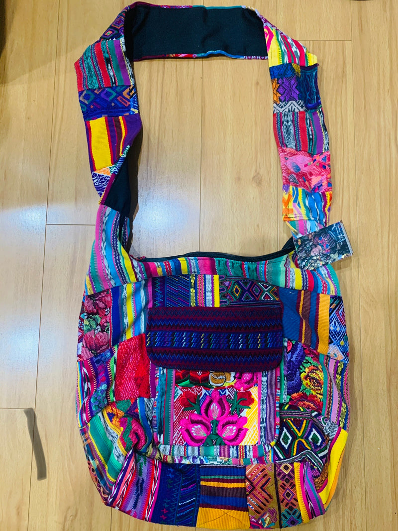 Crossbody purse - patch deluxe