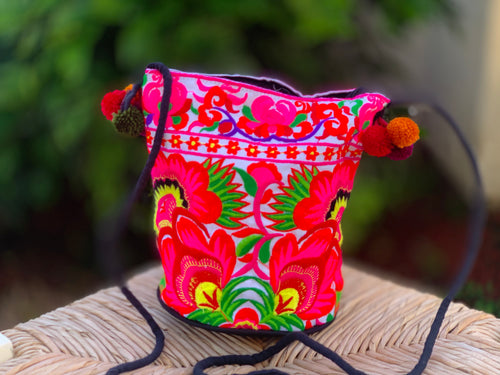 Bucket bag - hmong small