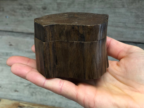 Log Box - Small