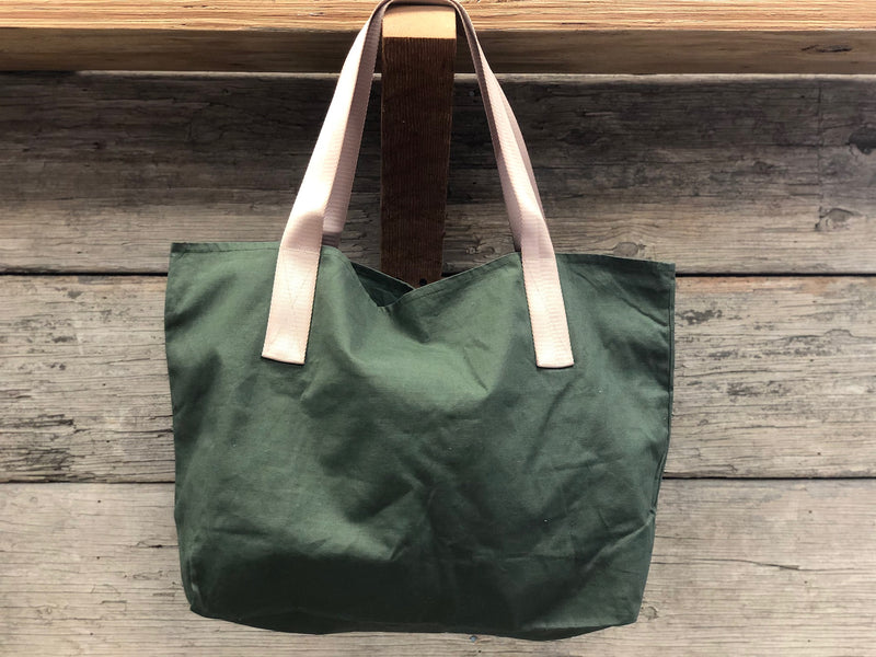 Simple Tote - ASST Cotton