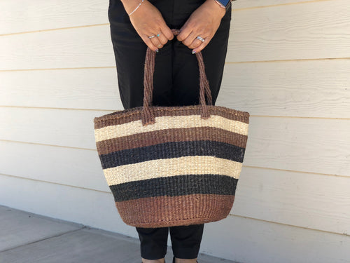 Sisal Purse - med - MORE COLORS