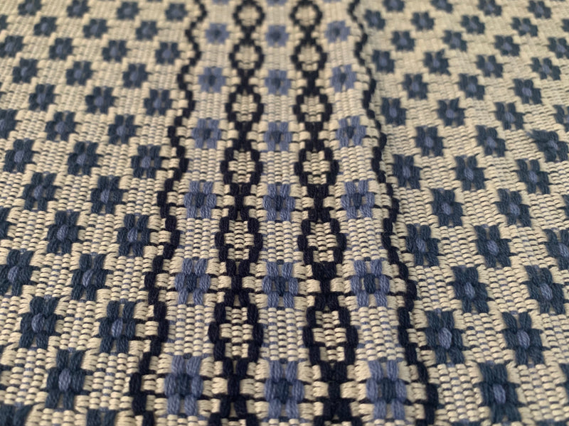 Table runner - cotton & geo - MORE COLORS