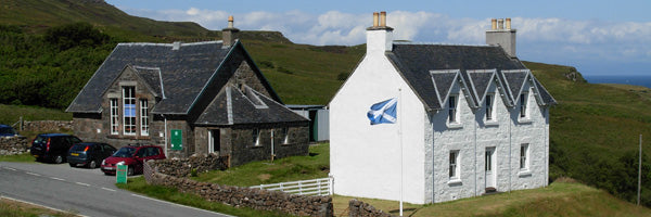 Skye Silver shop and Schoolhouse