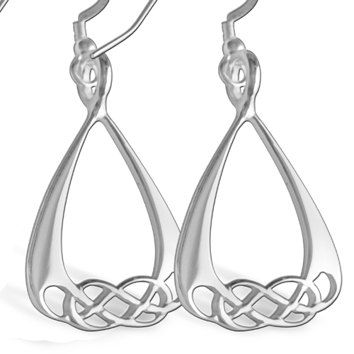 Knotwork Earrings