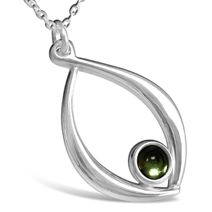 Birthstone Pendant - August (Peridot)