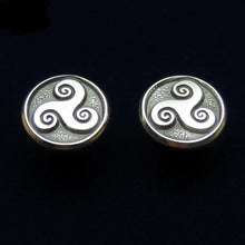 Celtic earrings - 1017ES