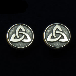 1017ES - Celtic earrings