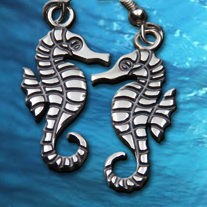 0978ED - The Little Seahorse Earrings