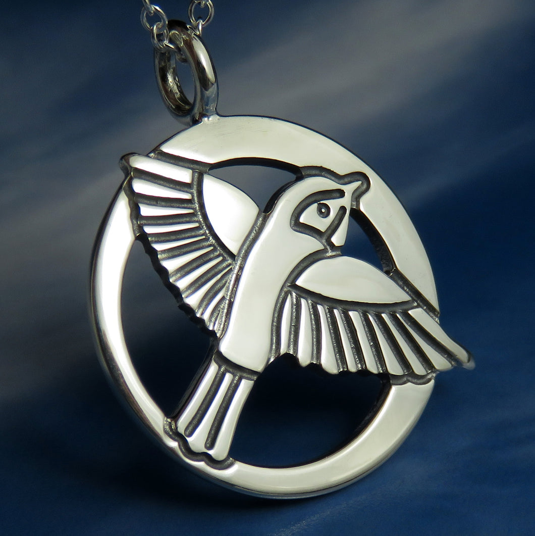 Fly Away Home Pendant - 1085P