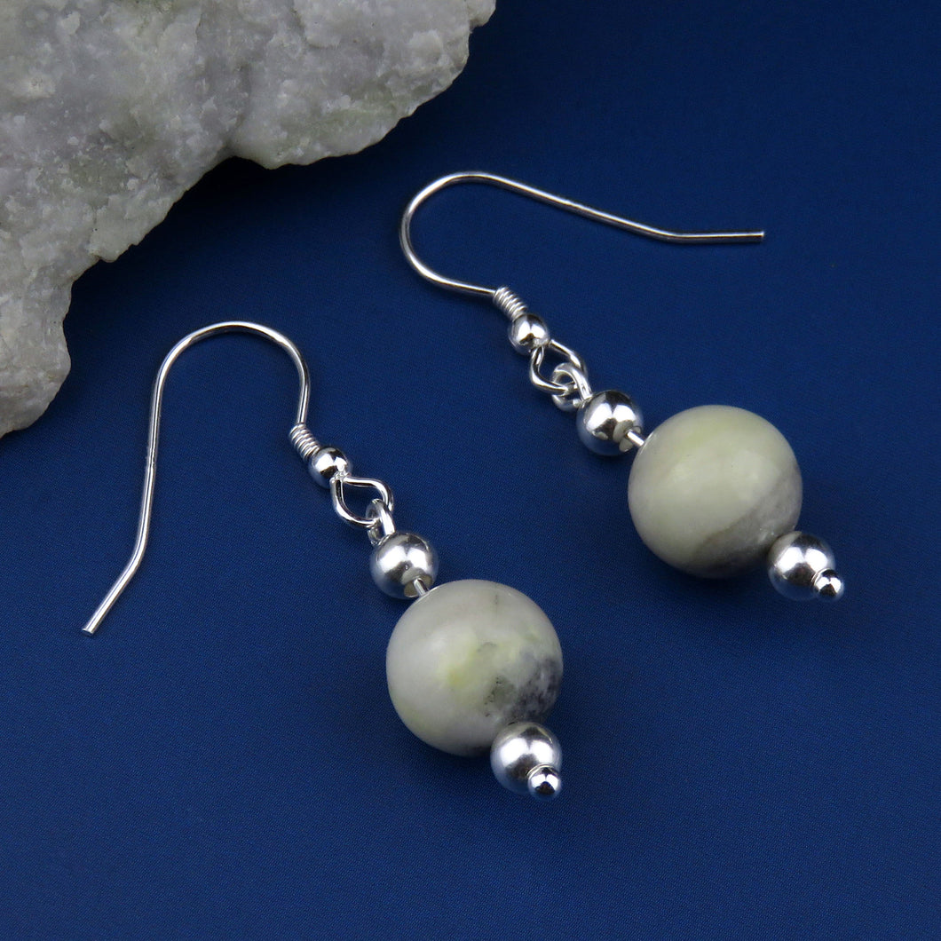 Skye Marble Earrings