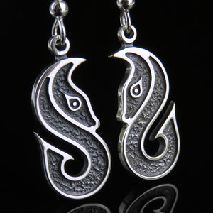 The Kelpie Earrings - 1079