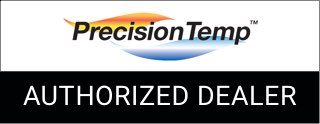 Tiny Houses Inside is an Authorized Dealer for Precision Temp