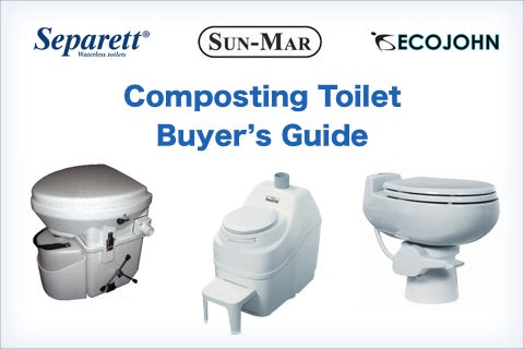 Composting Toilet Buyer's Guide | Tiny Houses Inside