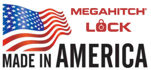 MegaHitch Lock Coupler Vault Pro is Made in the USA