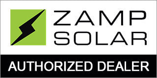 Tiny Houses Inside is a Zamp Solar Authorized Dealer