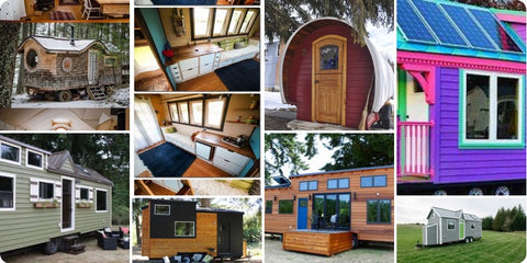 Tiny House Exteriors Design Inspiration Gallery by Tiny Houses Inside