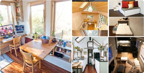 Tiny House Interiors Design Inspiration Gallery by Tiny Houses Inside