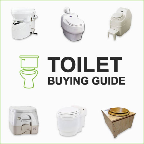 Tiny House Toilet Buying Guide
