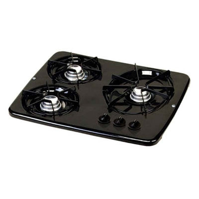 Atwood DV30-S 3-Burner Drop-In Cooktop | Tiny Houses Inside