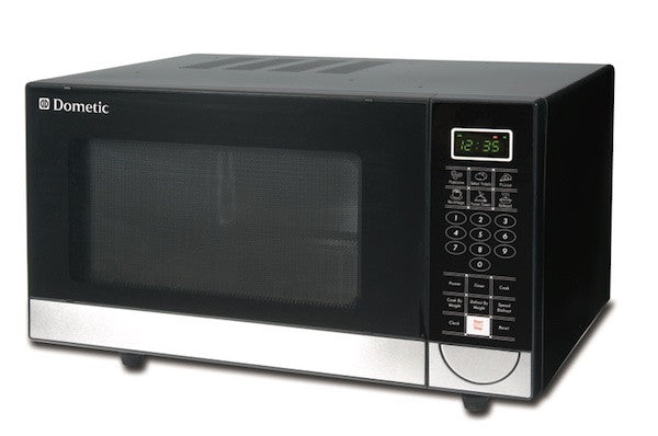 Appliances - Kitchen - Dometic Microwave Oven With Black Trim
