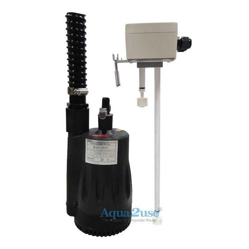 GreyWater Recycling - Aqua2use GWWD Replacement Pump