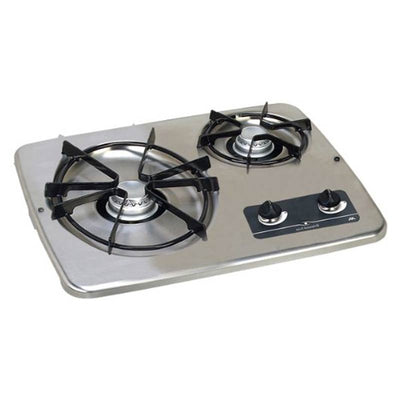 Atwood DV20-S 2-Burner Drop-In Cooktop | Tiny Houses Inside