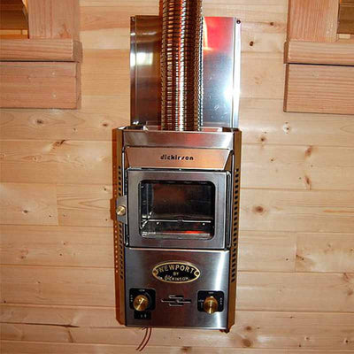 Dickinson Marine Newport P9000 Propane Fireplace Heater