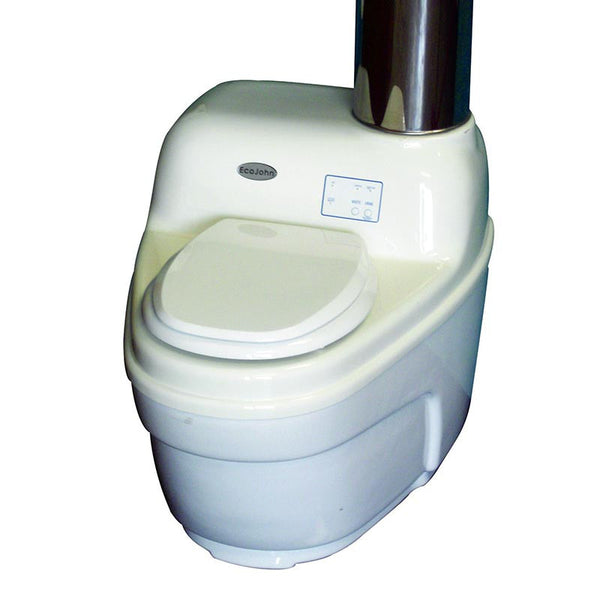 EcoJohn SR5 Series Incinerating Waterless Toilet