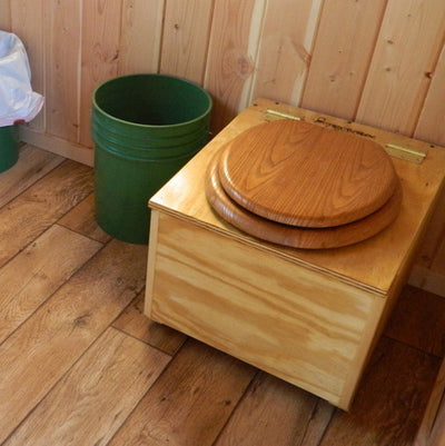 Loveable Loo Eco Composting Toilet for Off-Grid Tiny Houses and Cabins