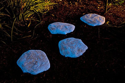 Luna Stepping Stones - Glow in the Dark! | Tiny Houses Inside