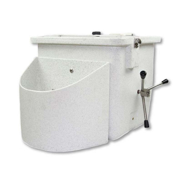 Natures Head Extra Solids Bin With Lid or Replacement | Tiny Houses Inside