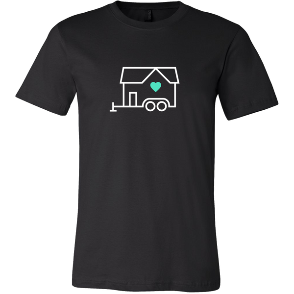 Tiny House Love T-shirt | Tiny Houses Inside