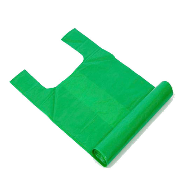 Composting Toilet Accessories - Separett Compostable Waste Bags Green