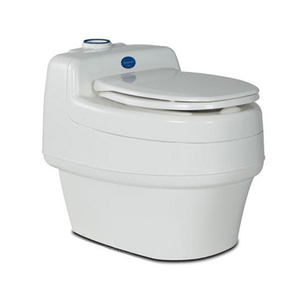 Separett Villa 9210 Waterless Composting Toilet AC/DC