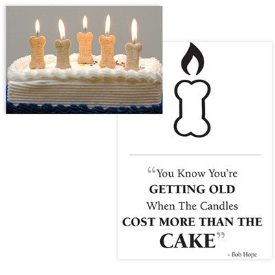 Birthday – Bone candles - BPaWed Pals, LLC