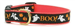 Halloween Boo Dog Collar