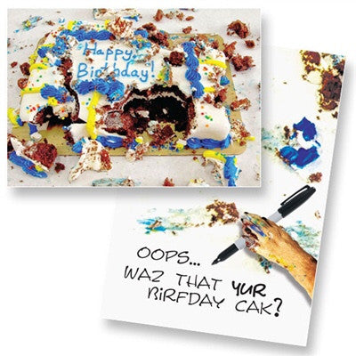 Birthday – Messy Cake - BPaWed Pals, LLC