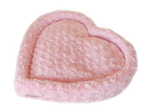 Minky Heart Shaped Puppy Dog Beds - 50% OFF