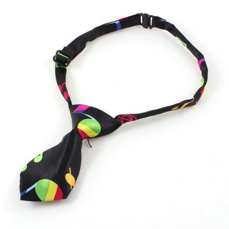 Pop Music Dog Neck Tie