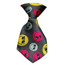 Smileys Dog Neck Tie