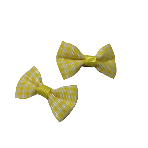 Sunny Side Up Bowknot Hair Bows