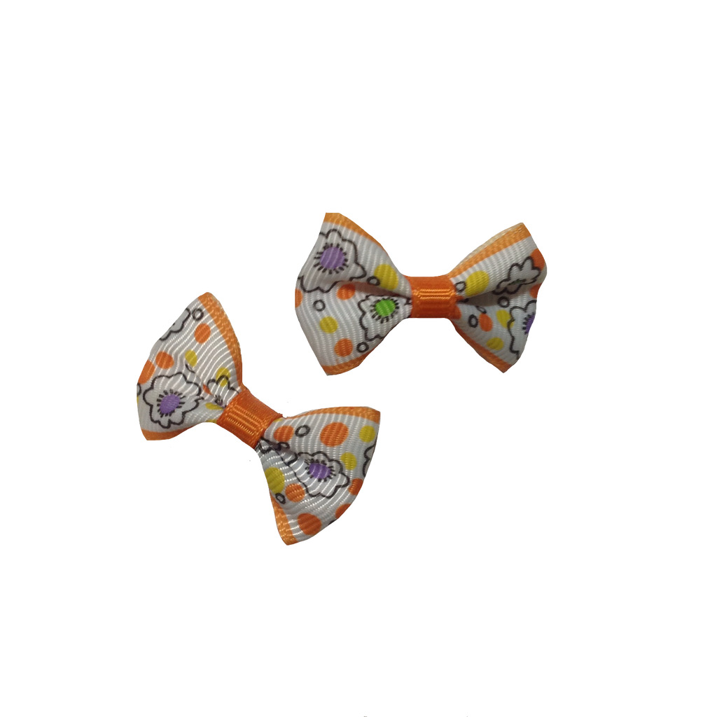 Garden Party Bowknot Hair Bows