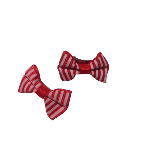 Enchanted Winter Bowknot Hair Bows